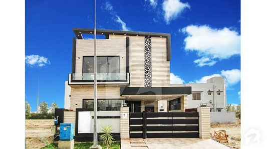 8 Marla Brand New Luxurious House For Sale In Dha Rahbar Phase 1
