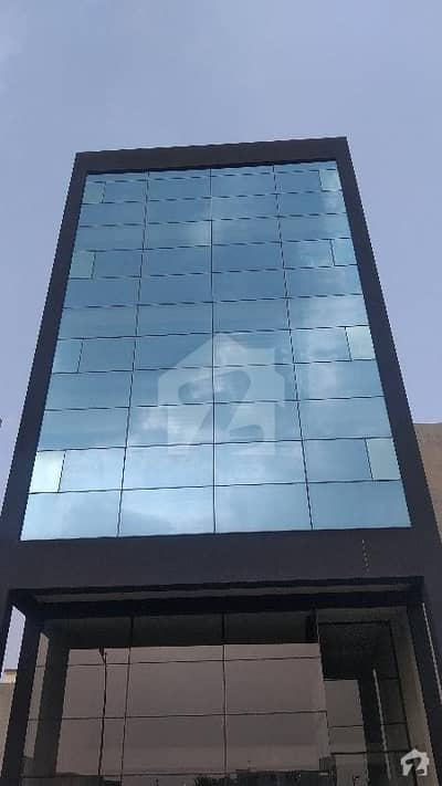 8 Marla Plaza 7 Floor Available For Rent In DHA Phase 6