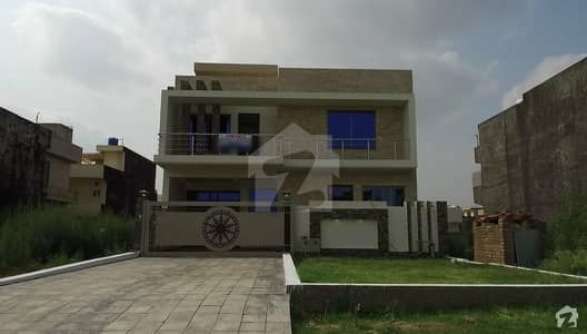 Main Double Road Brand New Double Storey House For Sale In G-13/3 Islamabad
