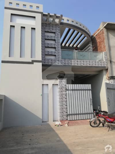 5 Marla double story house available for sale