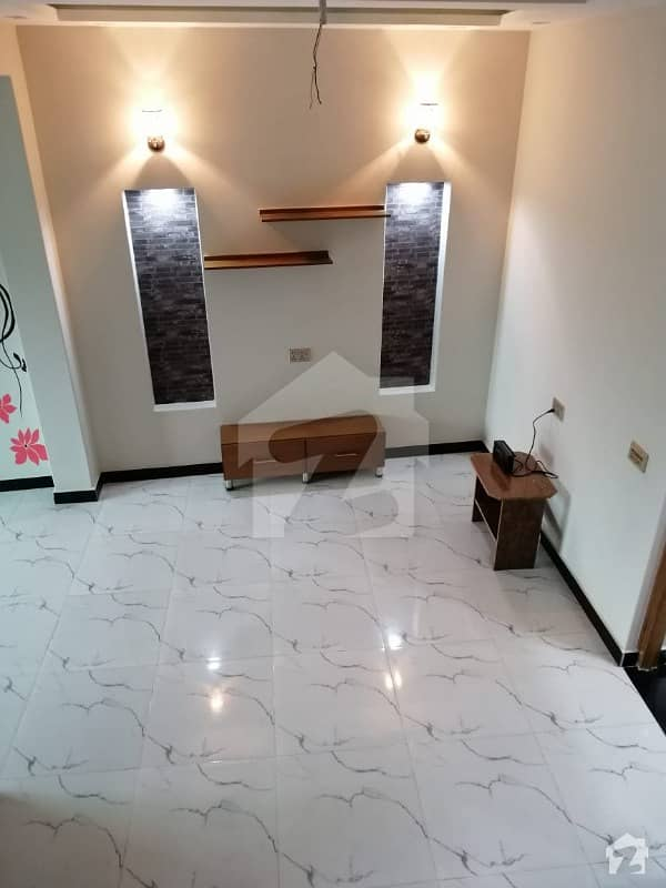 3.5 Marla Brand New House Triple Storey  Triple Kitchen Near Emporium Mall Abdalian Society