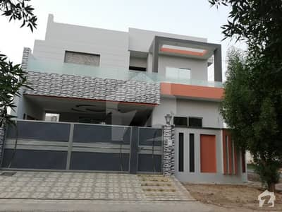 10 Marla New Corner Double Storey House For Sale