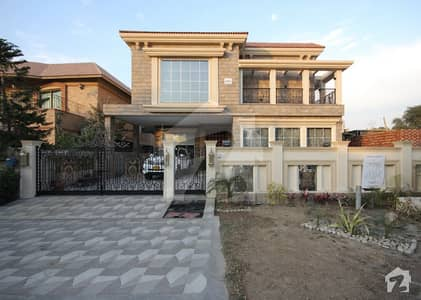 One Kanal Brand New Stunning Design Bungalow Near to Main Park in Phase 6 DHA Lahore