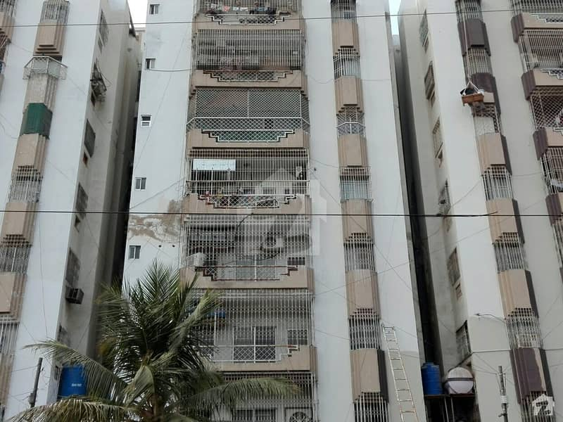 Ahmed Residency 2nd Floor Flat Available For Sale In Good Location