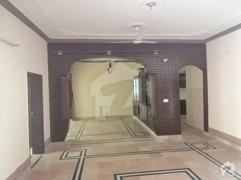 12 Marla 40x80 Double Storey House For Sale In Pwd Housing Scheme