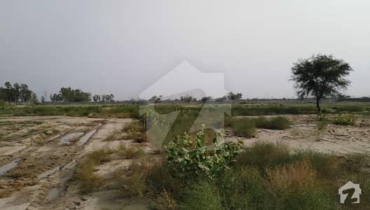 DHA Rahbar Four Marla Plot For Sale Facing Park Commercial In Cca  On Outclass Location