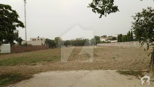 2 Kanal Residential Plot Most Prime Location Available For Sale In Bahria Town Lahore