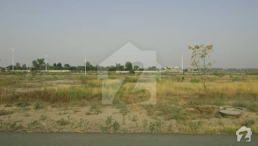 1 Kanal Residential Plot For Sale In DHA Phase 7 Block W
