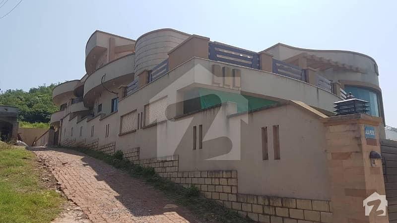 1 Kanal  17 Marla Luxurious House For Sale In Bani Gala