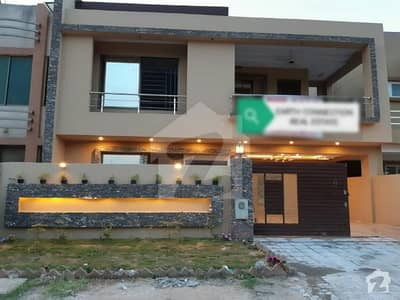 10 Marla Brand New House For Sale Bahria Town Phase 8 Sector C Block Rwp