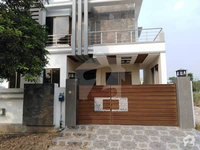 10 Marla House Is Available For Sale In Wapda City Block E