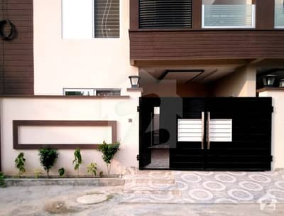 5 Marla House For Sale In E Block Of Pak Arab Society Phase 2 Lahore