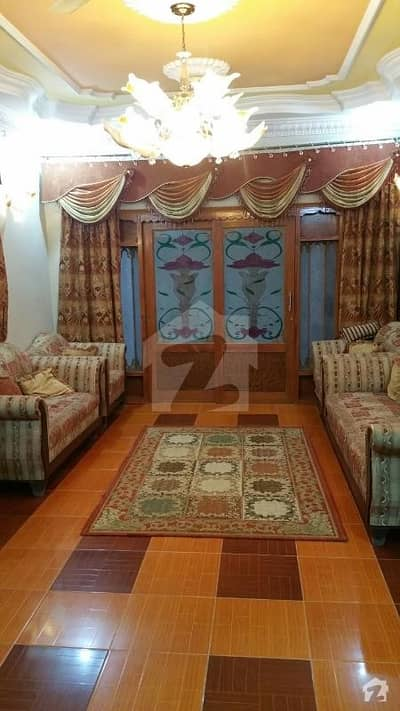 240 Sq Yd Ground +2  Storey House For Sale