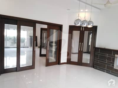 One Kanal Outstanding House For Rent with Basement at Very Premium Location in DHA Phase 7