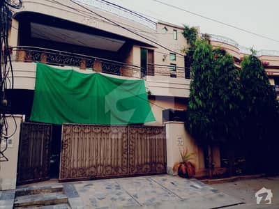 11 Marla Beautiful House For Sale In Allama Iqbal Town Lahore With Barter Plot Option In Dha Phase 6