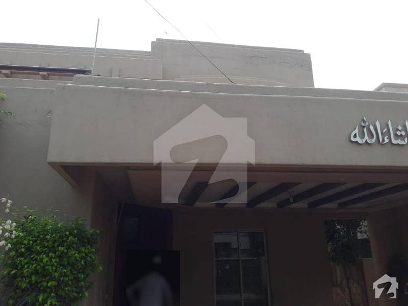1 KANAL SEMI FURNISHED HOUSE FOR RENT