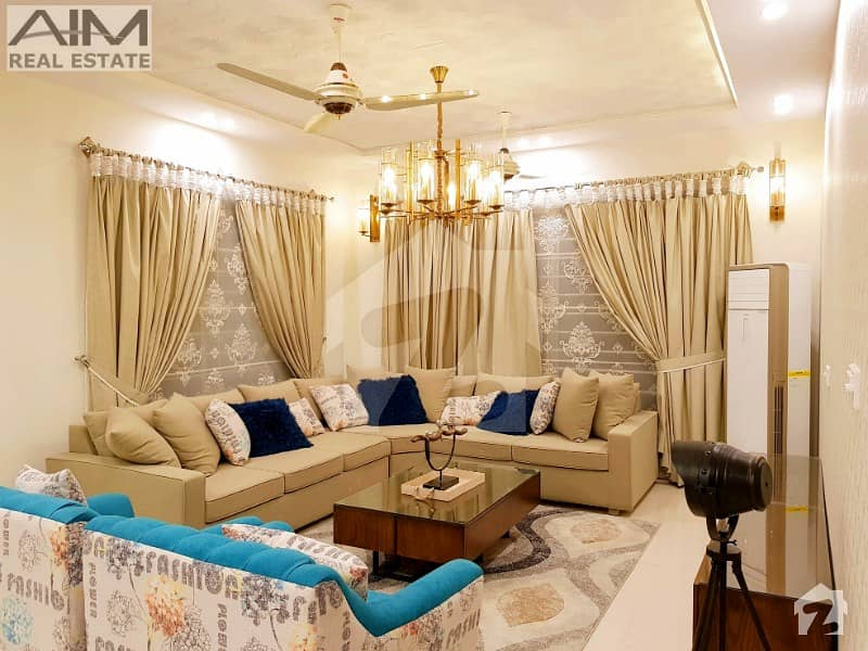 Furnished 1 Kanal Luxury House Is Available For Sale