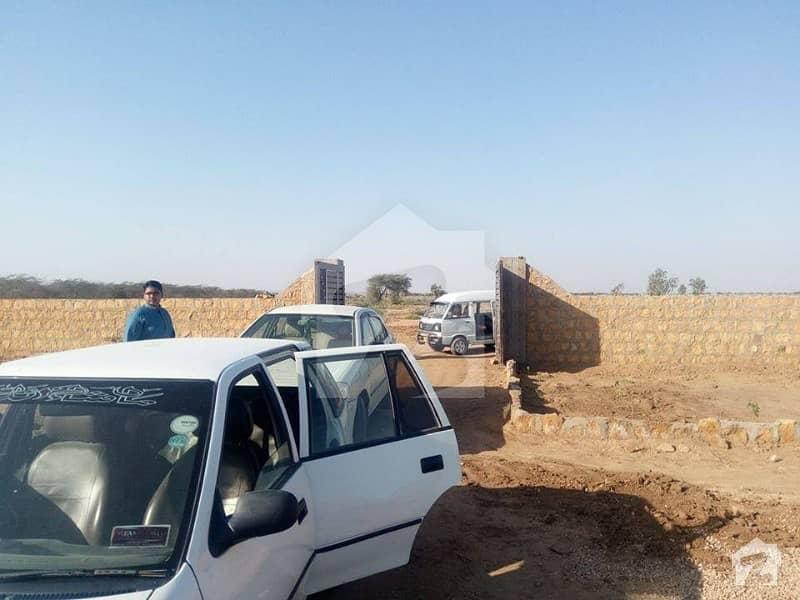 Agricultural Farm Houses Land On Installments Near To DHA City Karachi