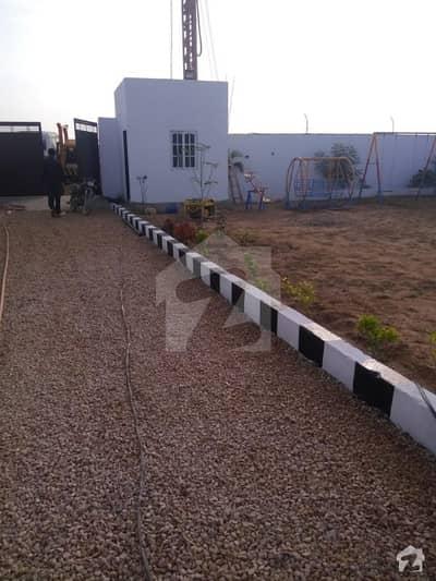 Farm House Land On Installments Near to DHA City And Bahria Town Karachi