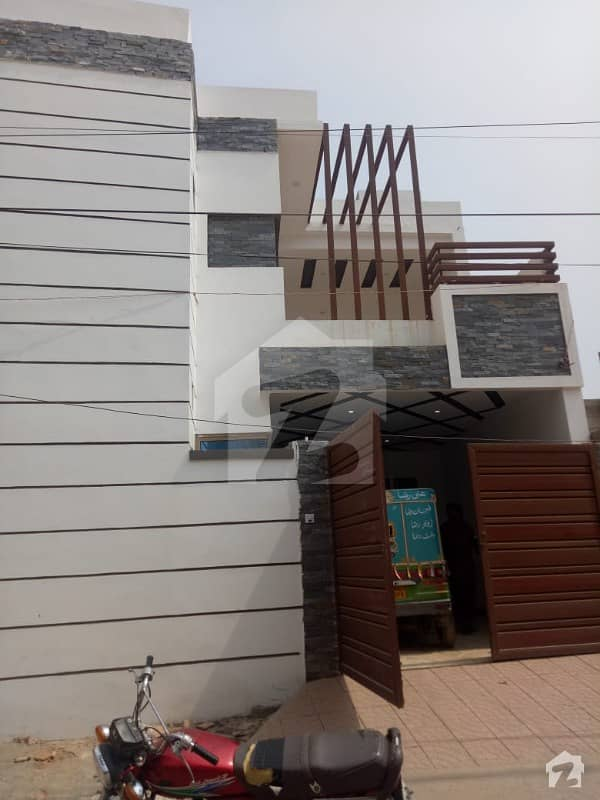 5 Marla brand new double story house available for sale