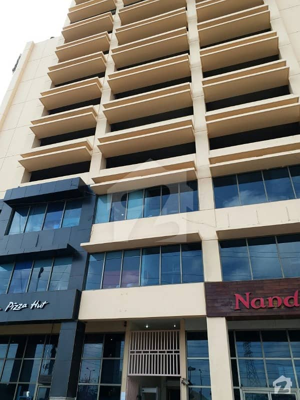 3 Bedroom Apartment And Commercial Shops Offices Sale On Easy Installment Islamabad