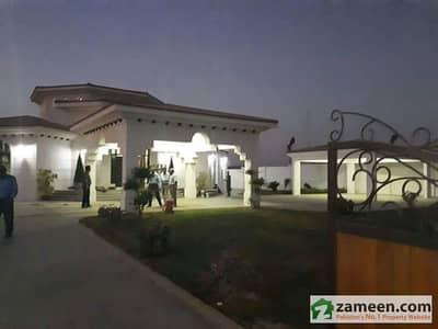DHA Oasis Ready Farmhouses Phase 2