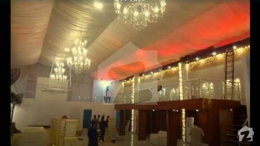 Banquet Hall  Is Available For Sale