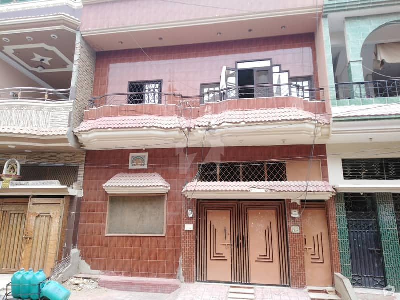 120 Sq Yard Double Storey House Available For Sale