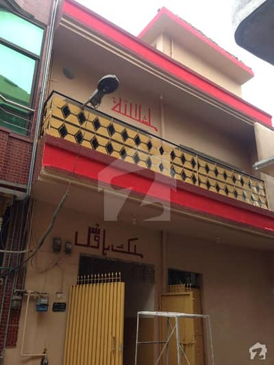 05 Marla Double Storey House Is Available For Sale In Dhok Hassu