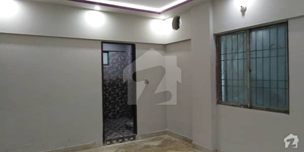 1st Floor Refurnished Flat Is Available For Sale