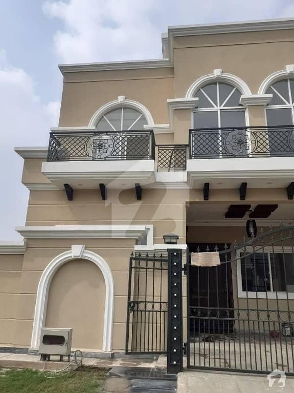 Beautiful Corner House In Cda Sector D-12