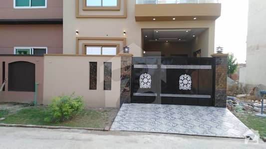 5 Marla Brand New House For Sale In Lake City Lahore