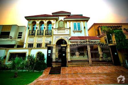Leads Presenting Kanal Faisal Rasool Design Bungalow In Dha Lahore