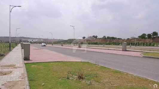 Prime Location Plot Available For Sale In Dha Phase 5 Islamabad
