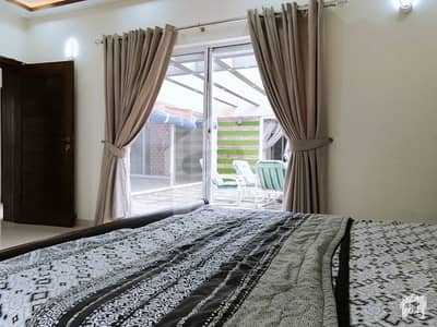 1 Kanal Fully Furnished Brand New House In Tulip Block