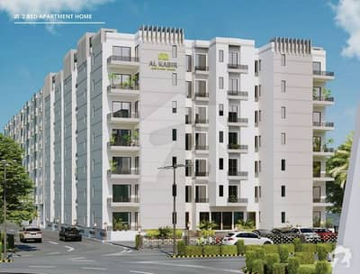 1 Bed Apartment For Sale In B Block Of Al Kabir Town Phase 2 Lahore