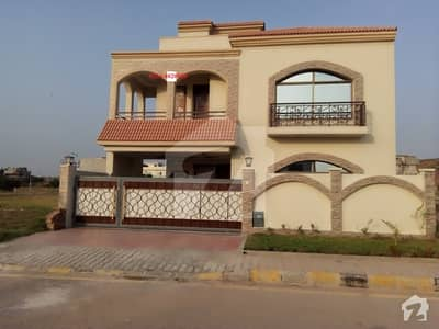 SectorI Brand New House 10 Marla for Sale Phase8 Bahria Town Rawalpindi