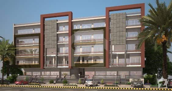 Shop For Sale On Installment In Bahria Enclave Islamabad