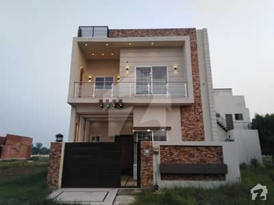 5 Marla Beautiful House Available For Sale
