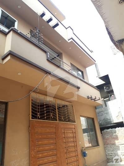 4 Marla Brand new House for sale Best Approach from Multan Road