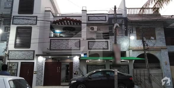 Ground + 1st Floor Bungalow With Penthouse Is Available For Sale
