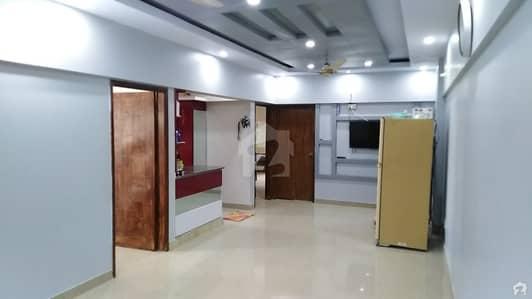 گلشنِ اقبال - بلاک 3 گلشنِ اقبال گلشنِ اقبال ٹاؤن کراچی میں 3 کمروں کا 8 مرلہ فلیٹ 1.85 کروڑ میں برائے فروخت۔