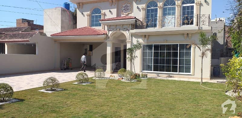 30 Marla Brand New Luxury Bungalow Is Available For Sale In W Block Phase 3 DHA Lahore