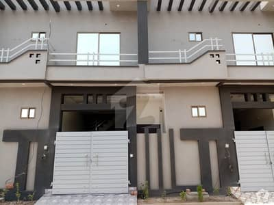 Corner House Available For Sale In Ghalib City