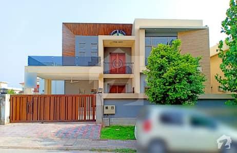 1 Kanal Spacious Designer House For Sale