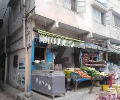 160 Sq. Yard Commercial House Is Available For Sale With Shops