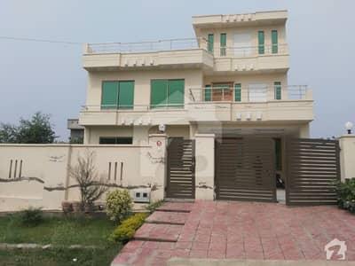 12 marla corner house
