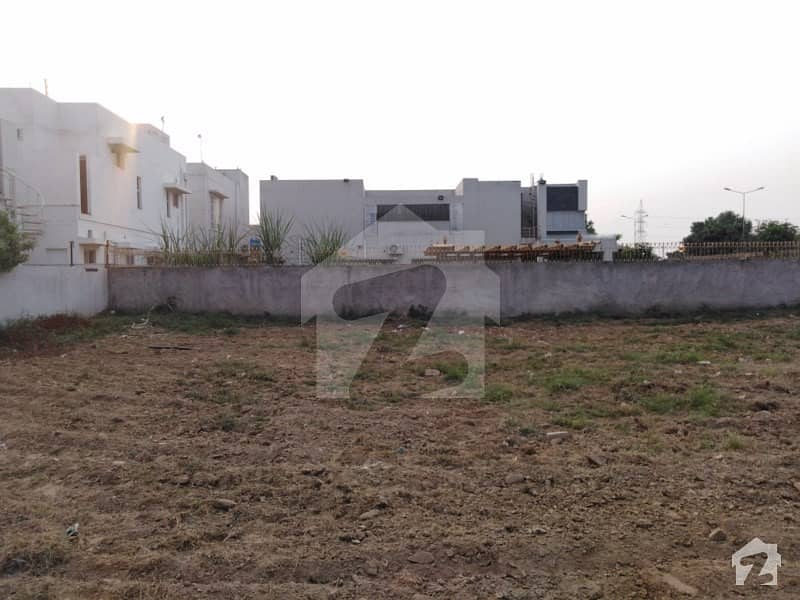 Plot No 497 For Sale In Dha Phase 5 Block G