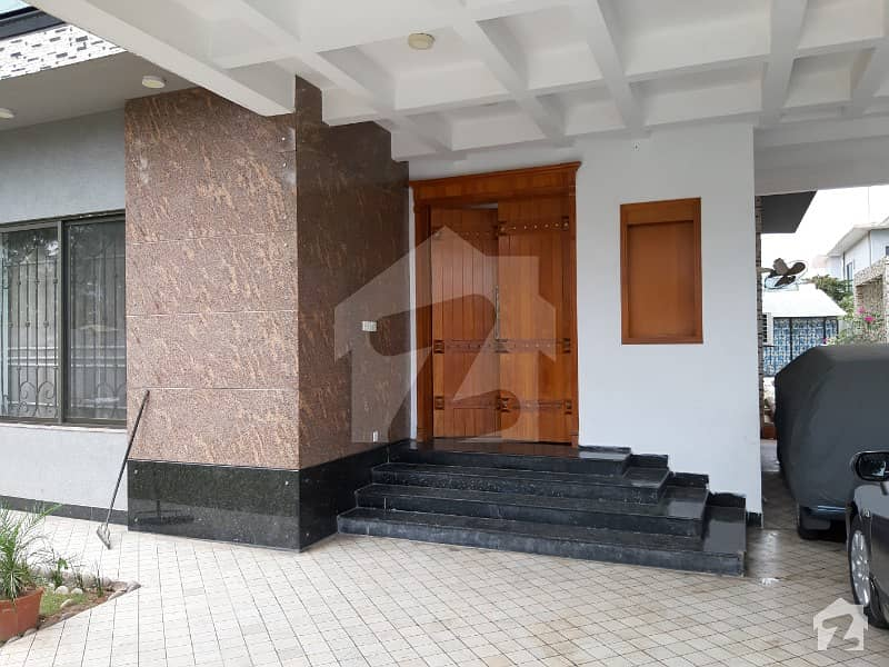 Most Beautiful Prime Location Double Storey House For Sale 2 Year Old With Swimming Pool