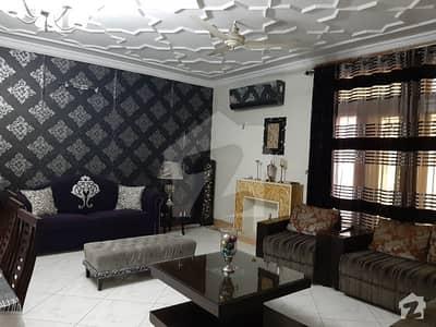 Most Beautiful Corner Dead End Street Margalla Face Triple Story House For Sale
